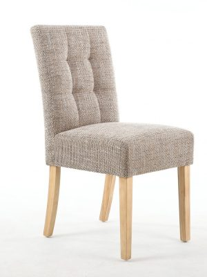 Beige & Brown Dining chairs