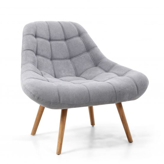 Alison Grey Retro armchair