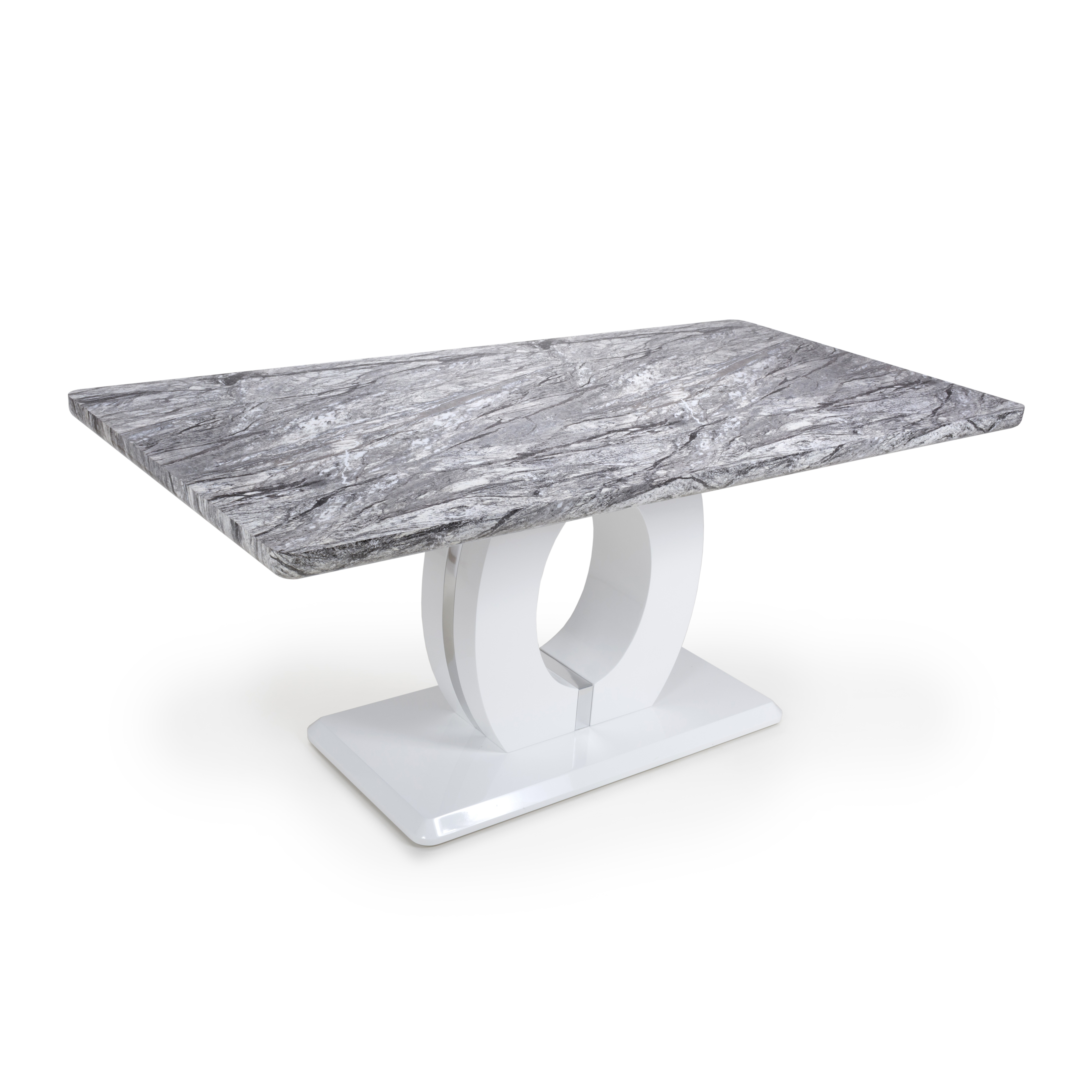 Athena Large Marble dining table