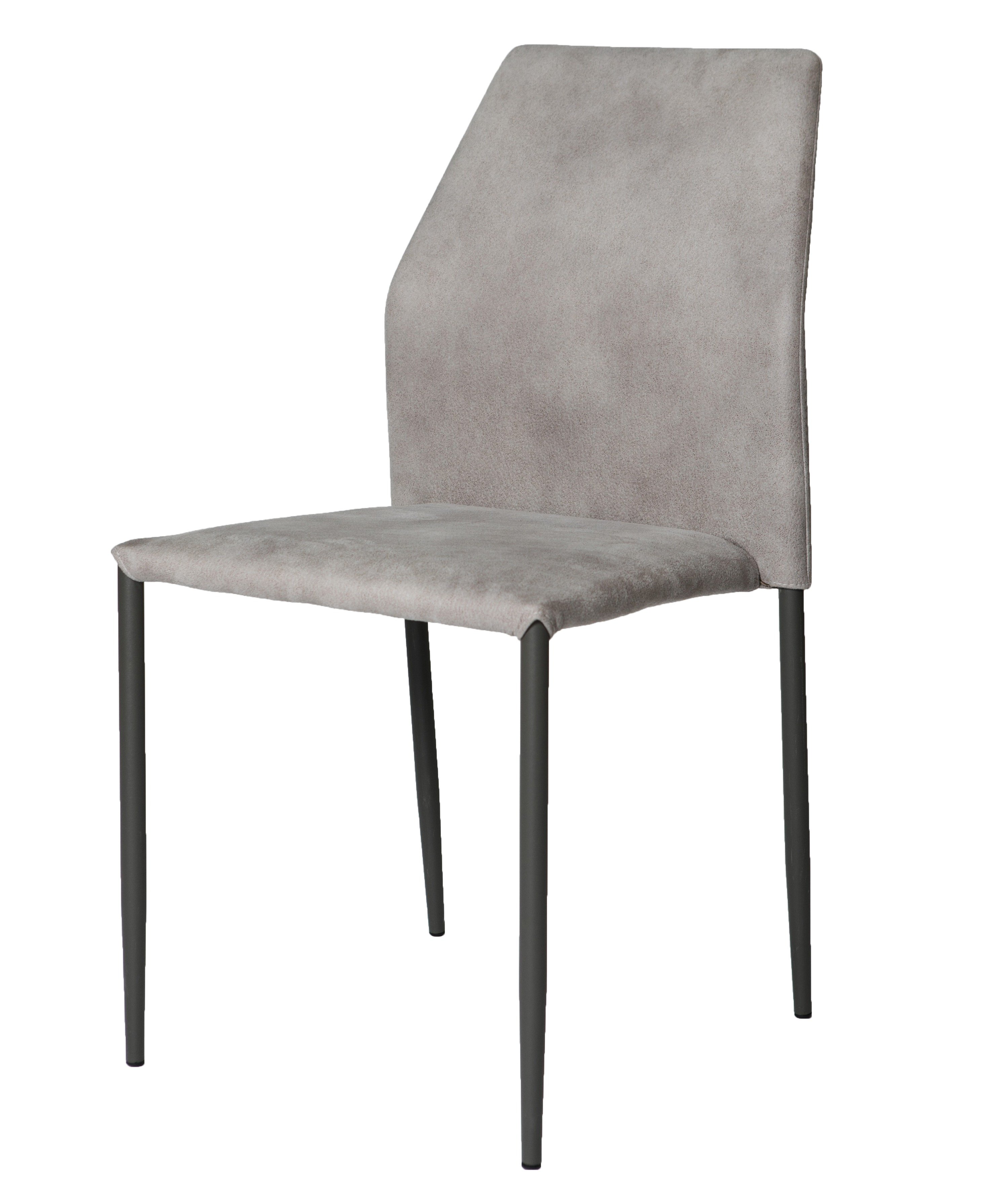 Milo Grey Stacking Chair