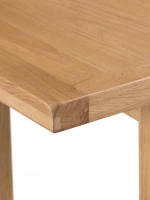 Aspen 1.7 Meter Large Extending Oak Dining Table