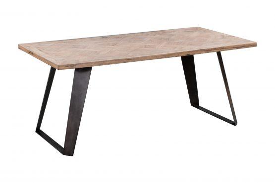 Dansk Solid reclaimed oak dining table