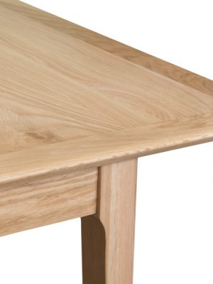 Carlisle 1.2 Meter Extending Oak Dining Table