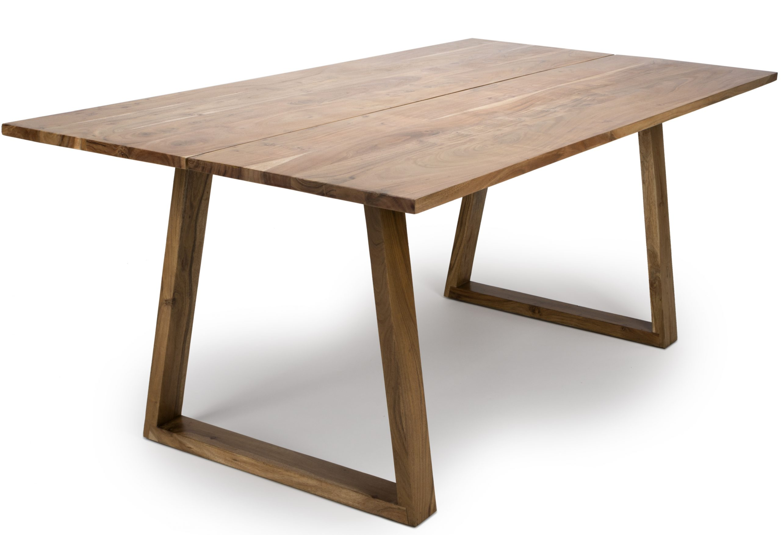 Dylan Solid Acacia modern Dining table
