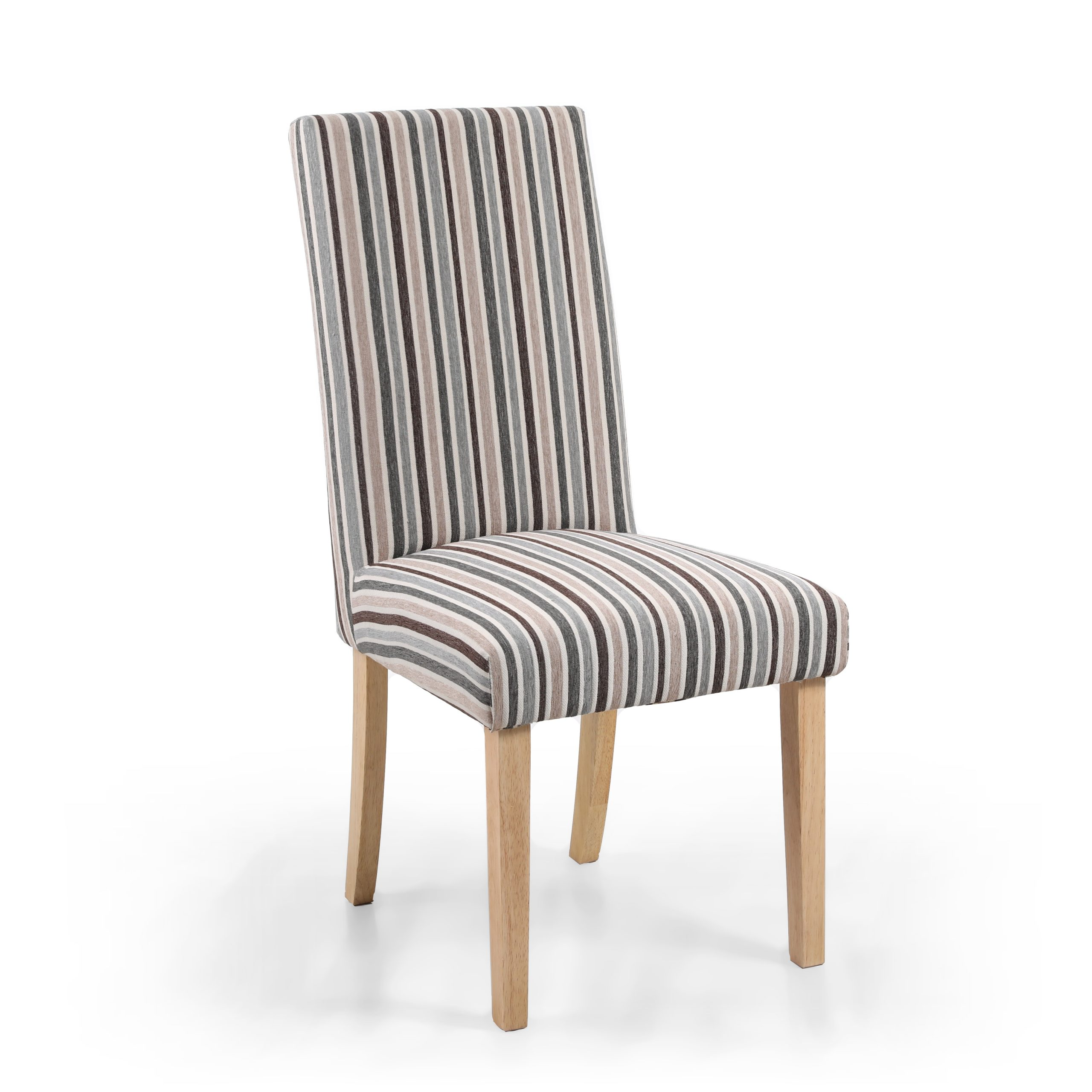 Ripley Stripe High Back dining chair
