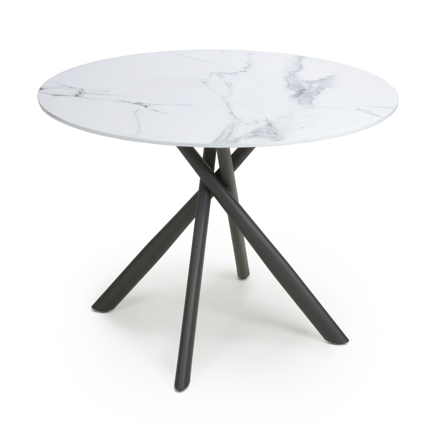 Madison Round Marble dining table