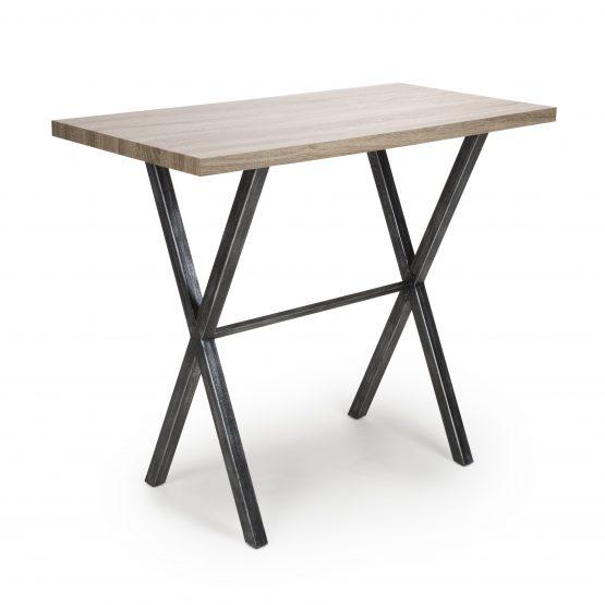 Brevik Industrial Bar Table
